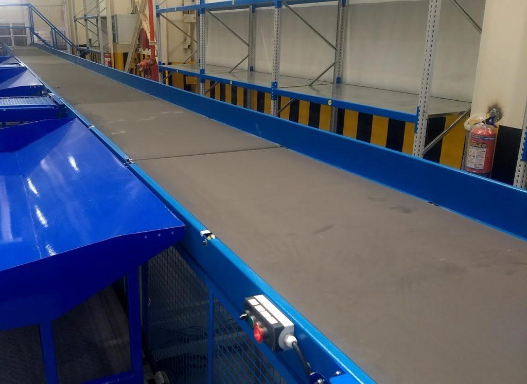 flexli line conveyor